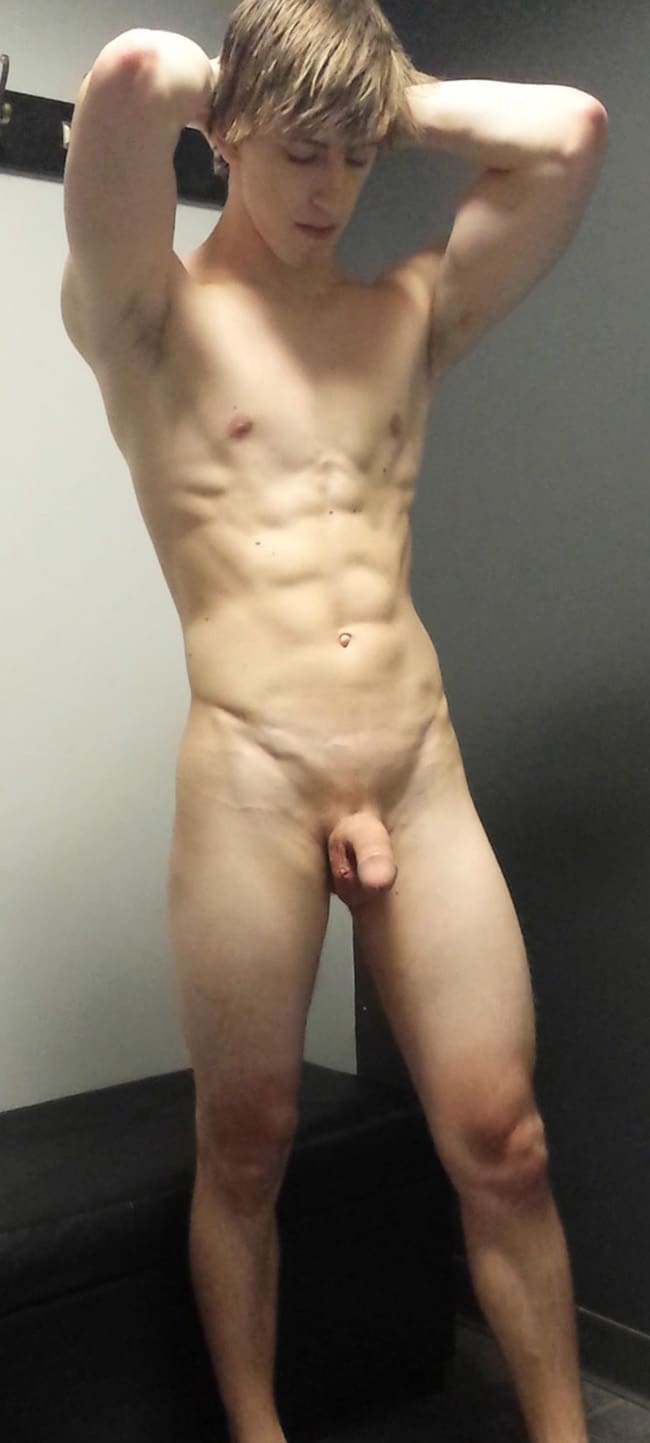 Nice Body And A Small Cock