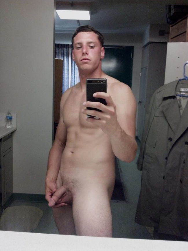 Handsome Guy's Dick