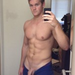 Sexy Teen Dude Shows Us His Hot Dick